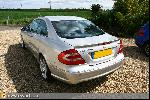 CLK upgrade to Sport specification
