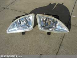 OEM Front Fog lights