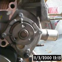 series 3 water pump